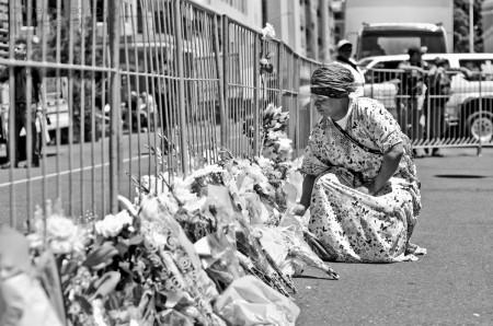 Cape Town Mourns Nelson Mandela