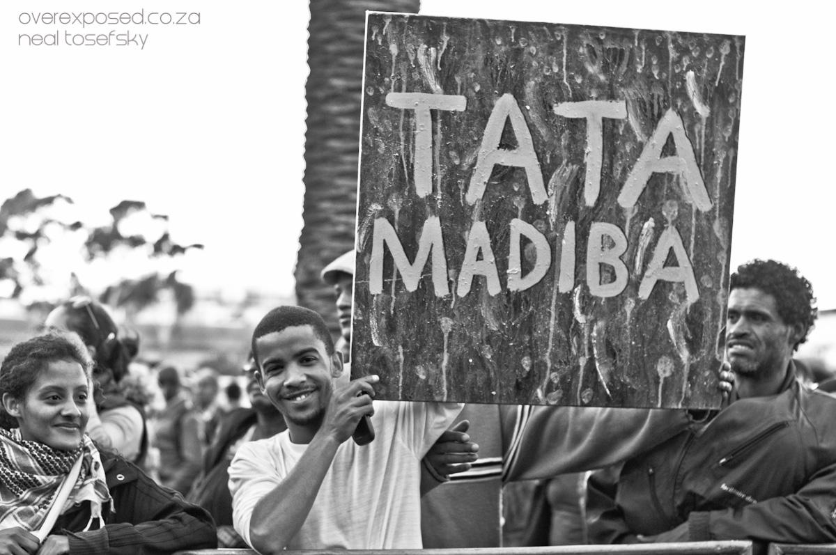 Cape Town's Interfaith Service Remember Nelson Mandela