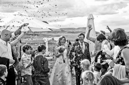 Wedding: Carla & Colin