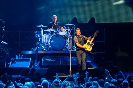 Bruce Springsteen at Bellville Velodrome