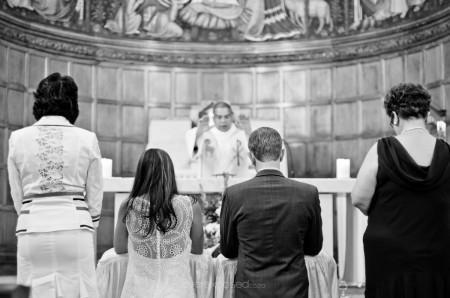 Church Wedding: Wesley & Laurian