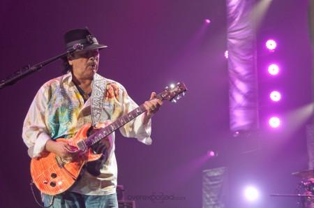 Santana: The King